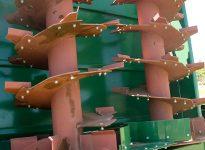 Distribuidor de estiércol sólido - 14 m³