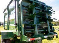 Distribuidor de estiércol sólido - 75 m³