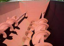 Mixer horizontal M45