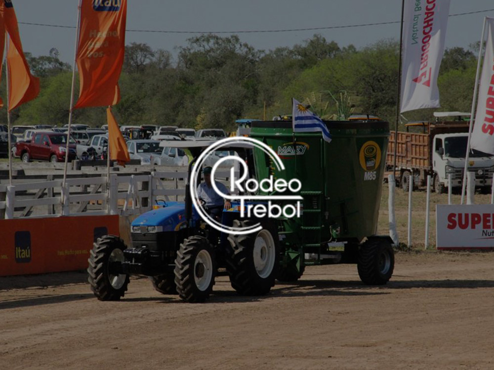 Expo Rodeo Trébol